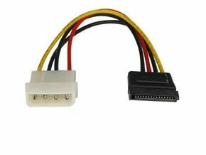 "Adaptador Power para SATA > 5.25"" LINDY (33298)"