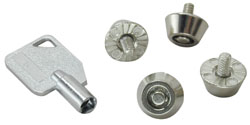 Security Screws for PC Cases LINDY (40258)