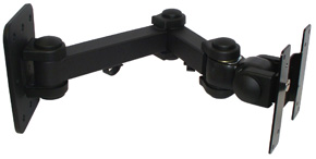 "LCD Multi Joint Wall Bracket up to 10kg / 19"" LINDY (40765)"