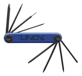 8-in-1 Mobile Phone Multi Tool LINDY (43018)